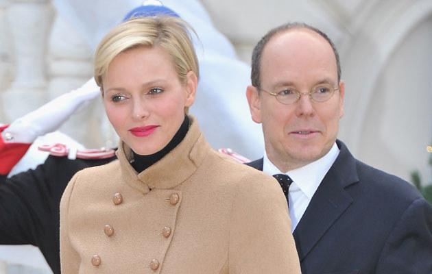 Książę Albert i księżna Charlene /Pascal Le Segretain /Getty Images