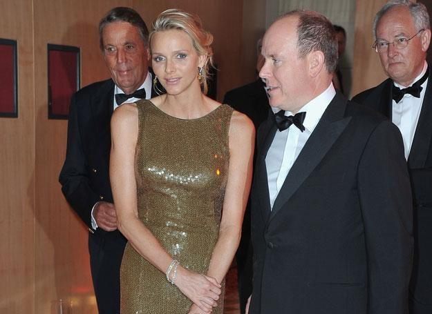 Książę Albert i przyszła księżna /Getty Images/Flash Press Media