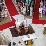 """Książę Albert II i Charlene Wittstock powiedzieli sakramentalne """"tak"""""""