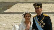Książę Filip Burbon i Letycja Ortiz Rocasolano