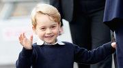 Książę George dostał pod choinkę wymarzony prezent