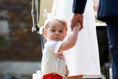 Książę George kończy 2 lata