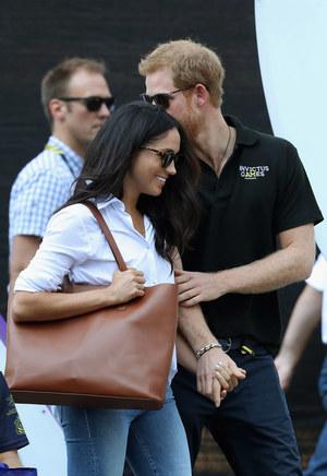 Książę Harry i Meghan Markle są parą