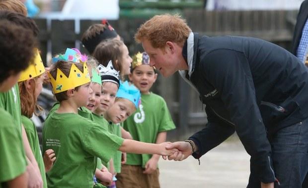 Książę Harry szuka żony. Chciałby już mieć dzieci