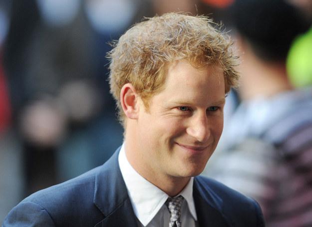 Książę Harry /Getty Images