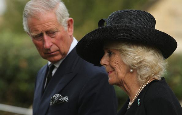 Książę Karol i księżna Camilla /Christopher Furlong /Getty Images