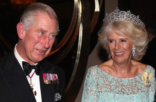 Książę Karol i księżna Camilla /Chris Jackson /Getty Images
