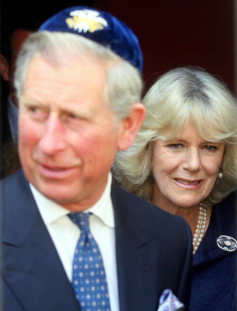 Książę Karoli i księżna Camilla Parker-Bowles /East News