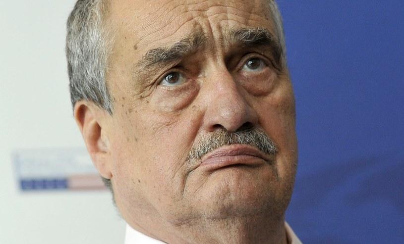 Książę Schwarzenberg, szef czeskiego MSZ, dał się sterroryzować? /AFP