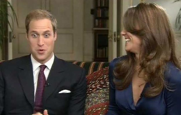 Książę William i Kate Middleton  /Splashnews
