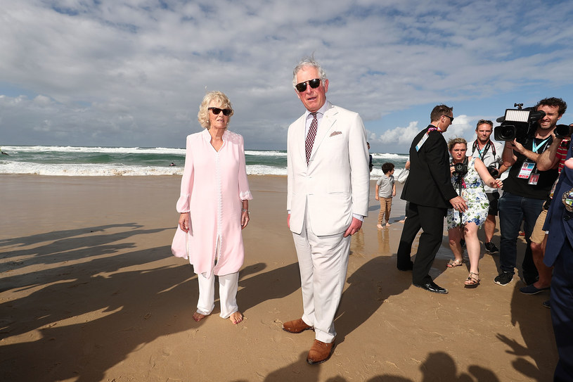 Książęca para w Queensland /Getty Images
