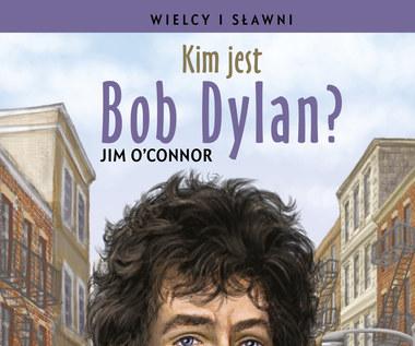 Książka dla dzieci o Bobie Dylanie