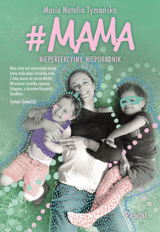 Książka Marii Natalii Tymańskiej już w sprzedaży /INTERIA/materiały prasowe