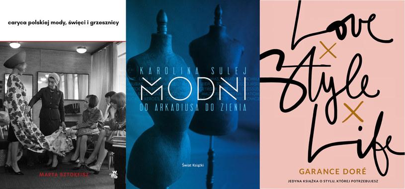 Książki na listopad /materiały prasowe