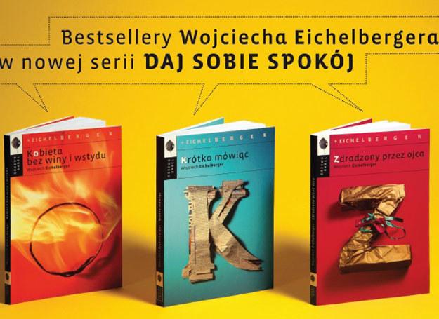 Książki zostały wydane przez wydawnictwo Drzewo Babel /materiały prasowe