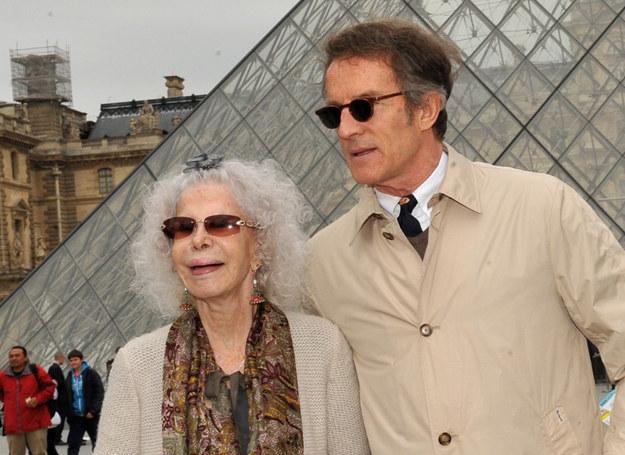 Księżna Alby ze swoim mężem. To małżeństwo stało się przyczyną skandalu /Charriau Jeremy /East News