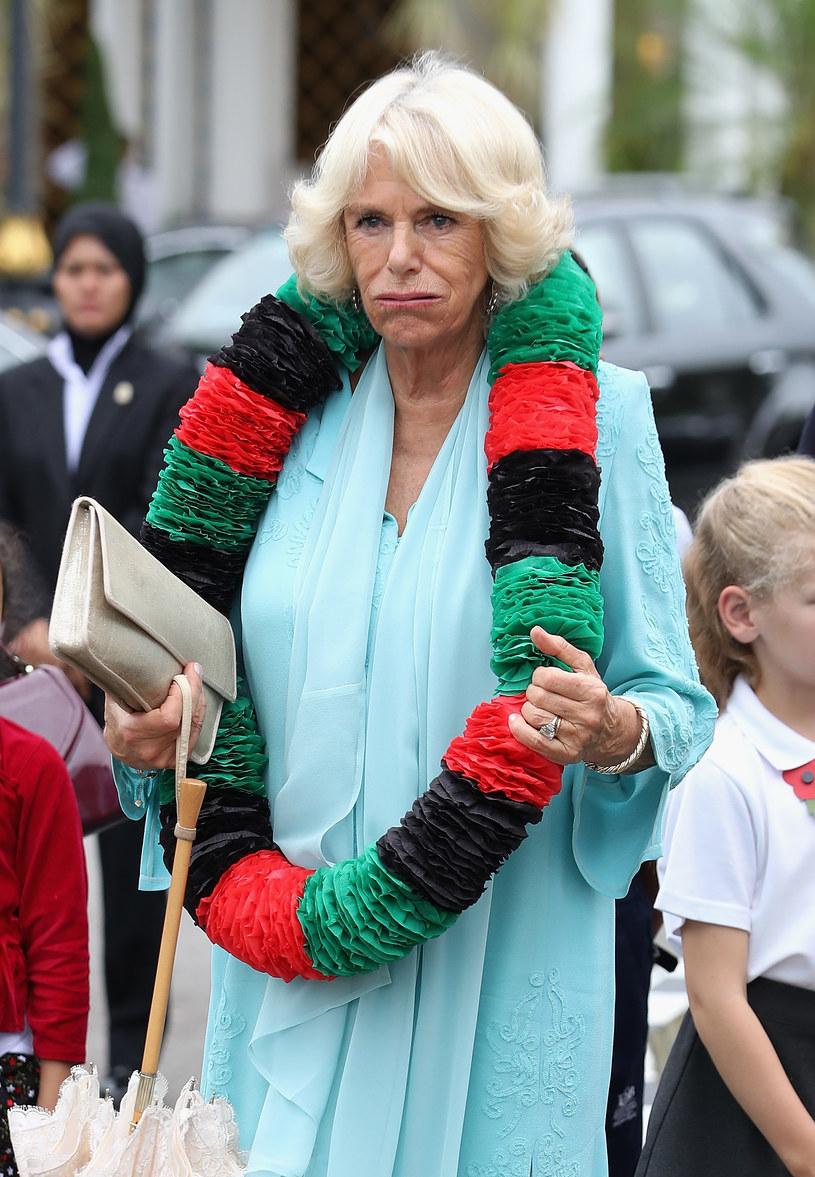 Księżna Camilla /Chris Jackson /Getty Images