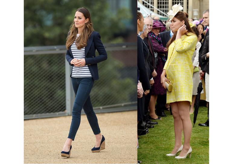 Księżna Catherine /Getty Images/Flash Press Media