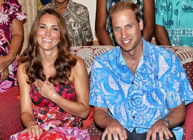 Księżna Katarzyna i książę William /Getty Images/Flash Press Media