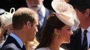 Księżna Kate i książę William są juz razem i czekają na poród!
