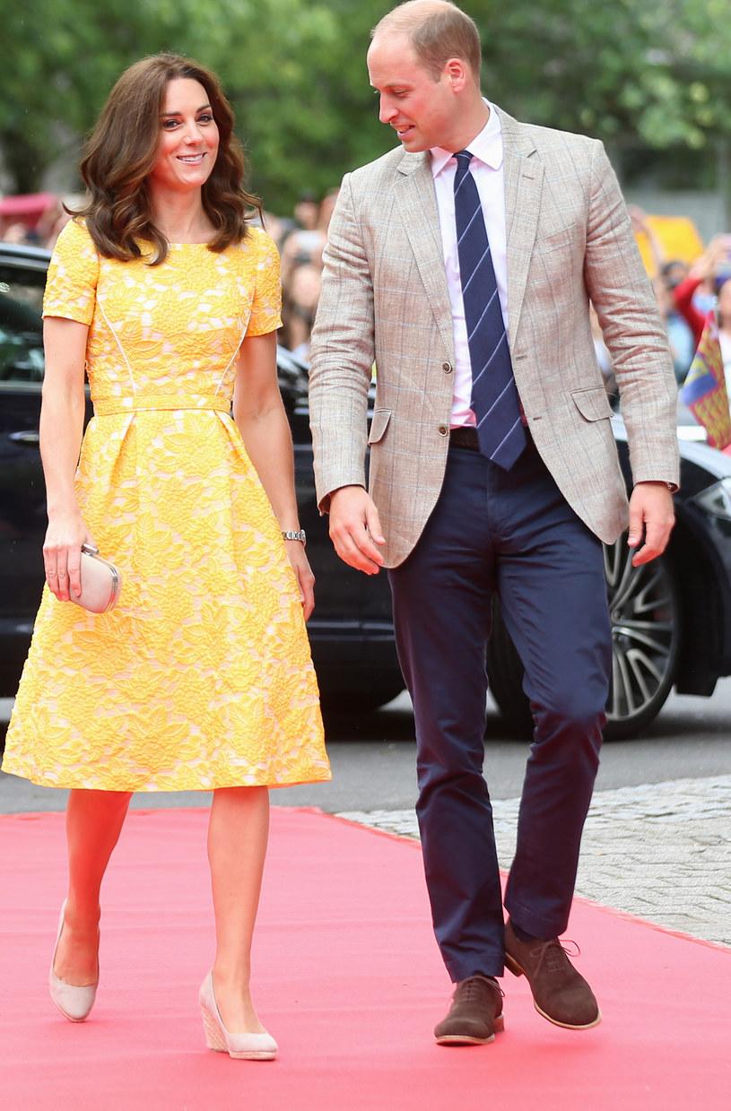 księżna Kate i książę William /Thomas Niedermueller /Getty Images