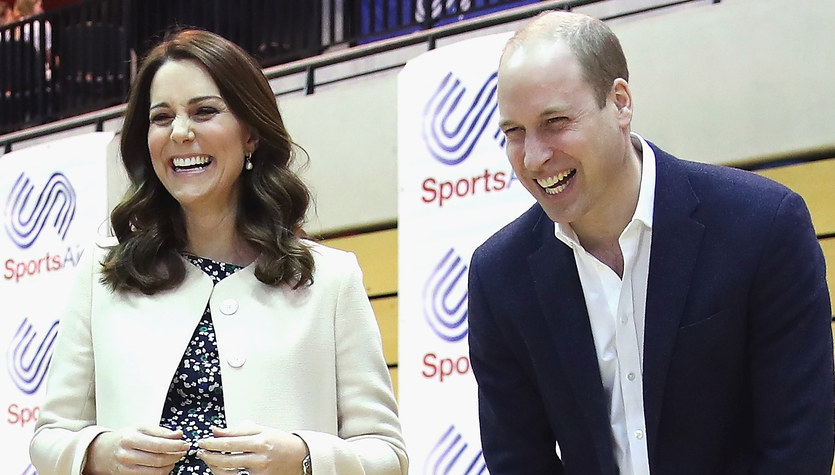 Księżna Kate już po porodzie. Znamy płeć dziecka