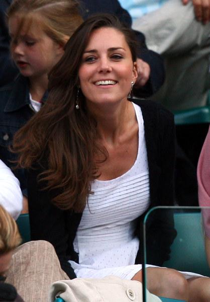 Katarzyna, księżna Cambridge w 2008 roku