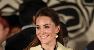 Księżna Kate pożyczyła kurtkę od teścia