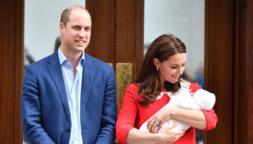 Księżna Kate urodziła. Wyszła już ze szpitala