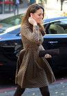 Księżna Kate w sukience z wyprzedaży