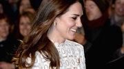 Księżna Kate znów ubrana pięknie i niedrogo
