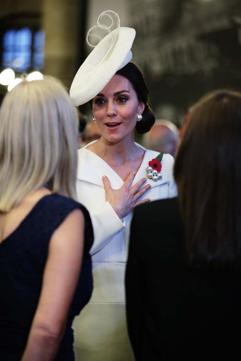 Księżna Kate /Getty Images