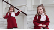 Księżniczka Charlotte poszła do przedszkola