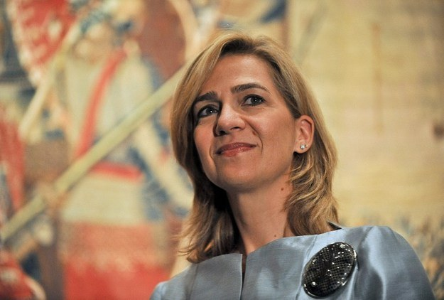 Księżniczka Cristina /AFP