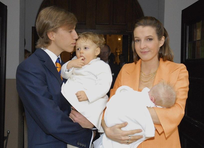 Księżniczka Tessy i książę Louis jako młode małżeństwo /Getty Images