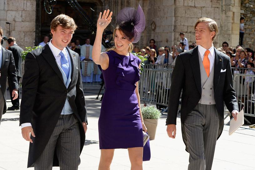 Księżniczka Tessy i książę Louis /Getty Images