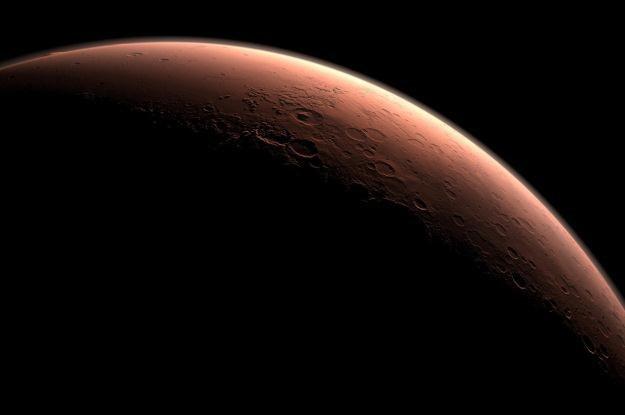 Kto chętny na misję na Marsa? /AFP