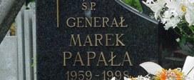 Kto zabił gen. Marka Papałę?