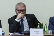 Kto zastąpi Piętę w komisji? Wassermann komentuje