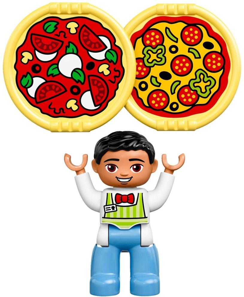 Którą pizzę wybierze twoje dziecko? /materiały prasowe