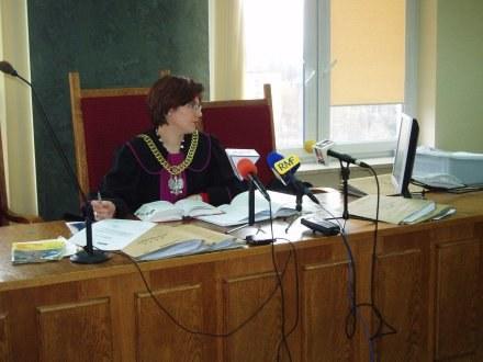 Które miasto stanie sie ośrodkiem szkolenia sędziów i prokuratorów? /RMF