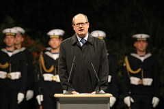Ku czci bohaterów Westerplatte