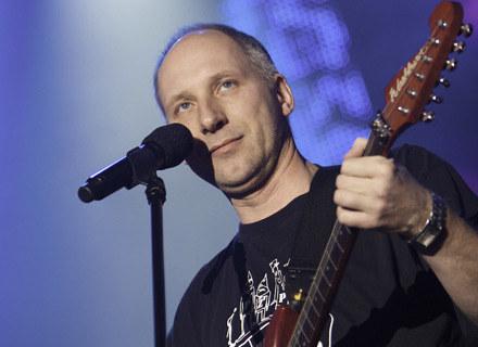 Kuba Sienkiewicz (Elektryczne Gitary) - fot. Paweł Przybyszewski /MWMedia