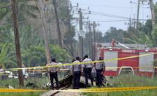Kuba: Znaleziono czarną skrzynkę po katastrofie samolotu