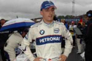 Kubica nie boi się Schumachera