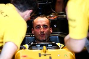 """Kubica o jeździe nowym bolidem: """"wiele rzeczy było dla mnie nowych"""""""