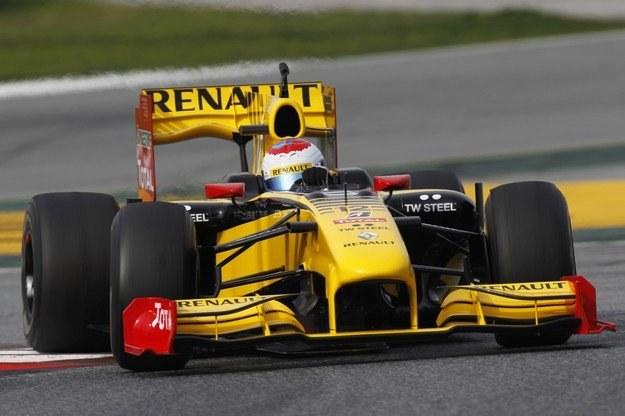 Kubica zakończył testy /