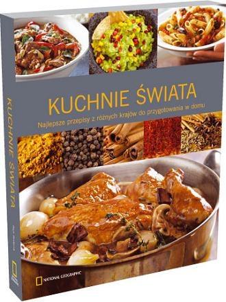 Kuchnie świata /Wydawnictwo National Geographic