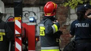 Kujawsko-pomorskie: Tragiczne skutki pożaru altanki. Nie żyją 2 osoby