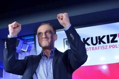 Kukiz'15 wchodzi do parlamentu